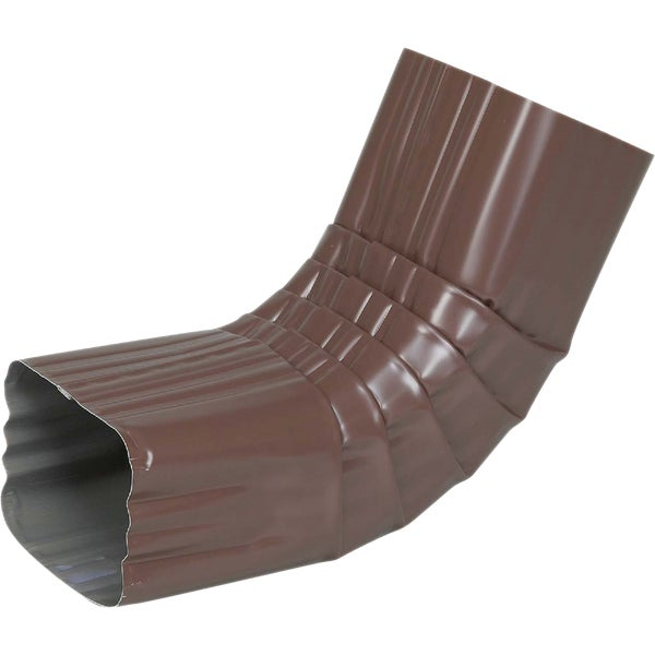 Amerimax Home Products 4526419 3x4 Brown Aluminum A-Elbow at Sears.com