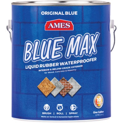 Ames 1 Gallon Blue Max Liquid Rubber Membrane