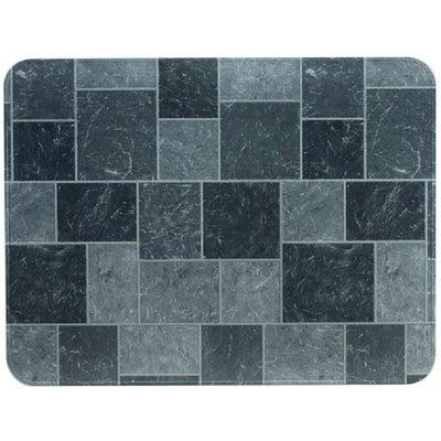 36 X 52 Inch Hy C Ul Type 2 Gray Slate Stove Wall Board