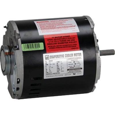 Evaporative Swamp Cooler Motor 1 2 Hp 2 Speed 115 Volt