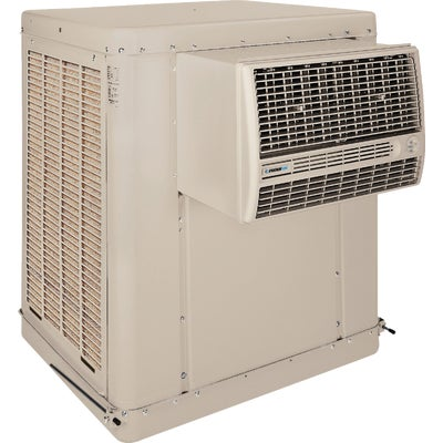 Essick Air N50w 5000 Cfm 2 Speed 115v Window Evaporative