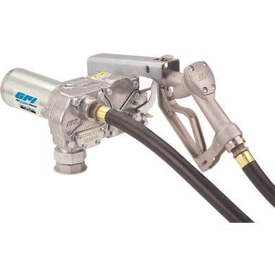 Gpi 12v dc 15 gpm manual fuel transfer pump ebay for Gpi fuel pump motor