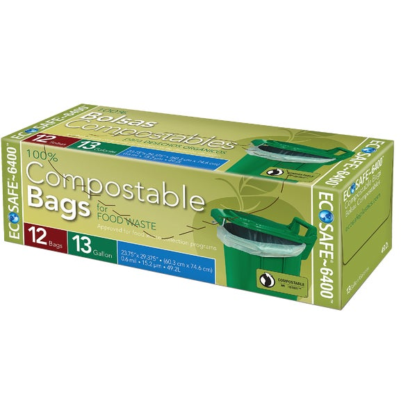 Presto Products GKL032194 12ct 13 Gallon Trash Bags at Sears.com