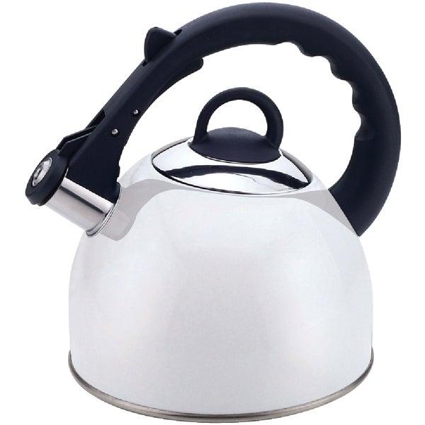 F N T INC. F N T INC. 50422 2.5 Qt White Tea Kettle