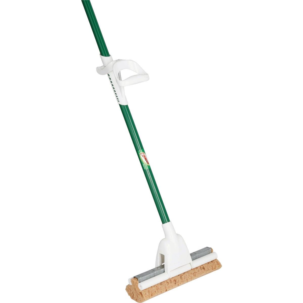 """2026 Mop 2027 6 Pk Libman 10/""""  Wood Floor Oceanic Sponge Mop Refill For No"""