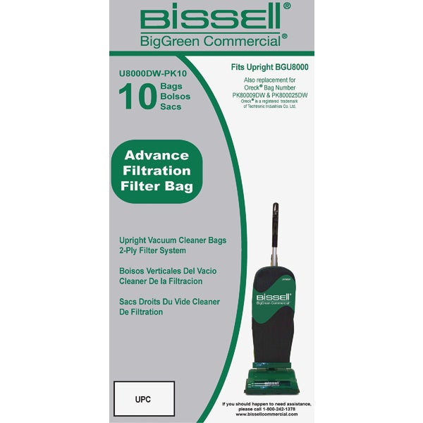 Bissell Commercial PK8000-9DW Oreck Vacuum Bag at Sears.com