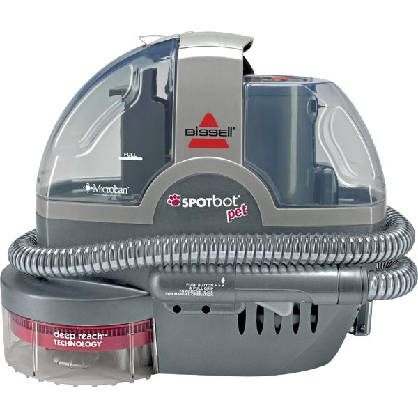 Bissell Spotbot Portable Cleaner by Bissell 33N8 011120018363 at Sears.com