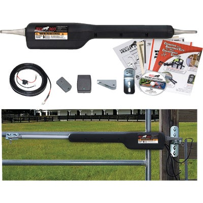 Gto Mighty Mule Automatic Gate Opener Single Swing Gate Ebay