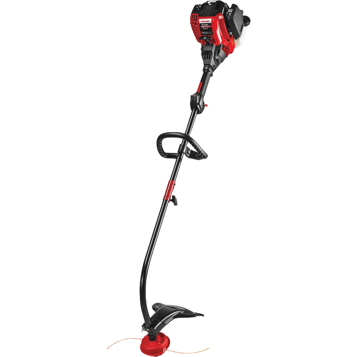 Troy-Bilt 17-Inch 29cc 4-Cycle Curved Shaft Trimmer with