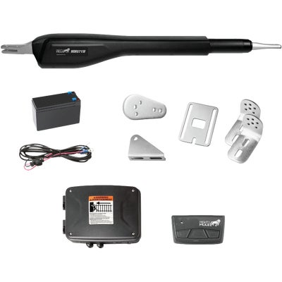 Mighty Mule Heavy Duty Single Electric Gate Opener For Up