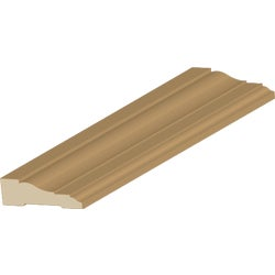 Item 179504, 11/16 In. x 2-1/4 In. solid pine WM366 colonial casing molding.