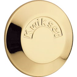 Item 239976, Builder box pack. Polished brass (3) finish.