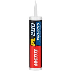 Item 264323, A premium grade adhesive for paneling, drywall, and other light