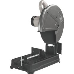 Item 300192, 15A, 3800 rpm motor with replaceable brushes provides power and durability