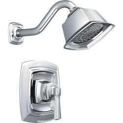 Item 403305, Boardwalk single handle shower only Eco-Performance in a Spot Resist