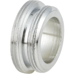 Item 406215, Converts standard (15/16-27) Female faucet thread to standard (55/64-27)
