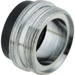 Item 407893, Adds (55/64-27) Male thread to (13/16-27) Female faucet thread.
