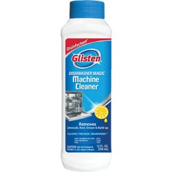Item 430935, Dishwasher Magic safely and effectively removes lime scale, iron, soap scum