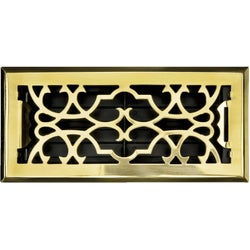 Item 432318, Solid brass construction. Decorative Victorian design.
