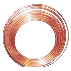 Item 446408, 99% pure copper. Annealed for ready bending. O.D.
