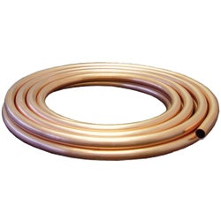 Item 477222, General-purpose utility grade copper tubing for water supply applications,