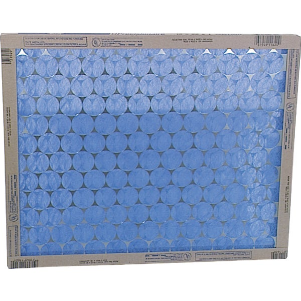 Precisionaire Furnace Air Filter 22  X 22  X 1  Fiberglass