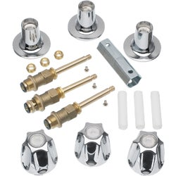 Item 484288, Everything you need to remodel your Price Pfister tub/shower faucet.