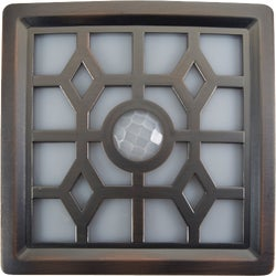 Item 502004, Soft glow motion sensor outdoor light.