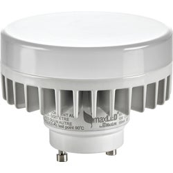 Item 502238, GU24 squat base, LED (light emitting diode) replacement bulb.