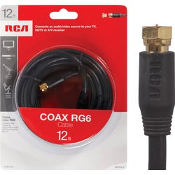 Item 531634, If you need a quality cable that can be used with an antenna, VCR, TV,