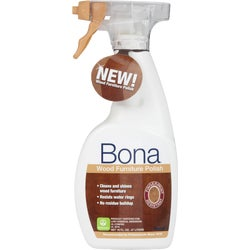 Item 600232, Clean and shine your furniture with Bona Wood Furniture Polish.