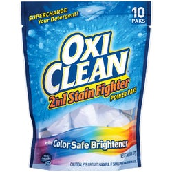 Item 608289, Get double the cleaning power when you use OxiClean Color Boost Color