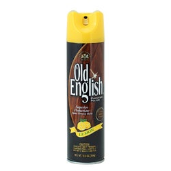 Item 618071, For a deep down shine with conditioning Old English oil. 12.5 oz.