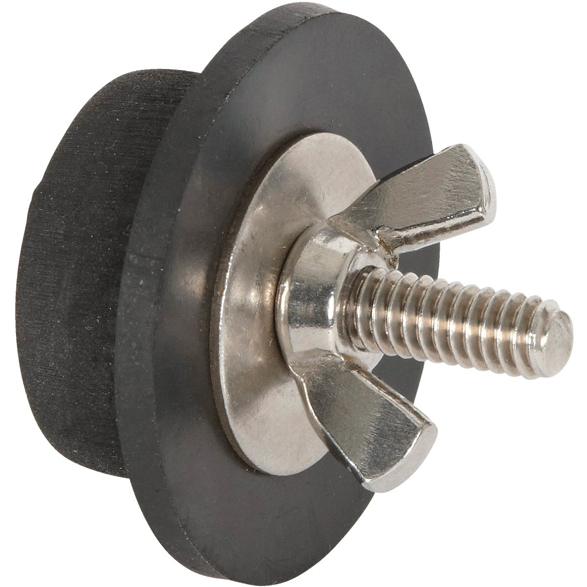 Item 703236, Replacement expansion plug for Precision Products poly lawn rollers. Refer to Model No.