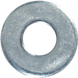 Item 710601, Zinc flat washer is used to spread the load of a screwed fastening or when