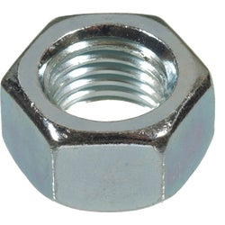 Item 710962, 6-sided hex machine screw nuts are available in smaller sizes than full hex