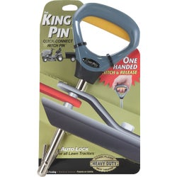 Item 755283, Auto-lock pin for all lawn tractors.