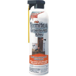 Item 760260, Provides instant knockdown of termites, carpenter ants, carpenter bees, and other wood infesting insects in and around the home.