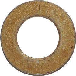 Item 765923, Hardened, yellow dichromate flat washer is used to spread the load of a