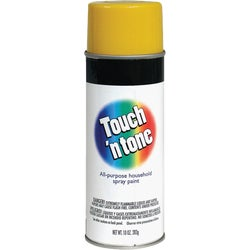 Item 770584, Multi-purpose spray paint can be used indoor or outdoor. Fast drying, can be recoated within 1 hour. Use on wood, metal, and other surfaces.