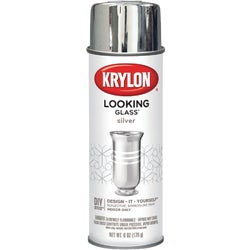 Item 770643, Transform clear glass into a highly reflective, mirror like surface. Easy to use - just spray on reverse side of glass.