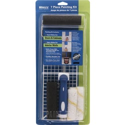 "Item 790537, 7-piece professional kit includes: (2) 4"" polyamide rollers, (2) 4"" concave"