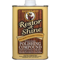 Item 791779, Specially formulated for restoring the high gloss shine to wood finishes.