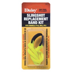 Item 825931, Slingshot replacement band kit. Compatible with Model No.
