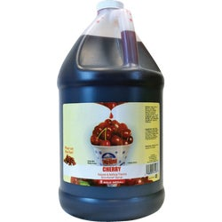 Item 991007, An economical syrup topping for shaved ice treats.